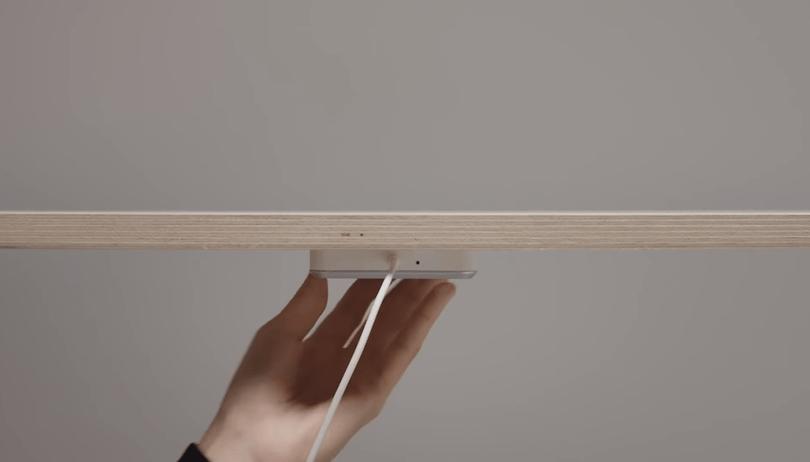 """IKEAs """"unsichtbares"""" Ladepad: Sjömärke startet für nur 30 Euro"""