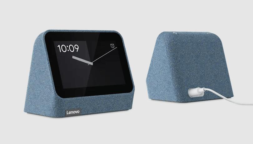 Lenovo Smart Clock 2: Un réveil connecté et chargeur sans-fil 2 en 1