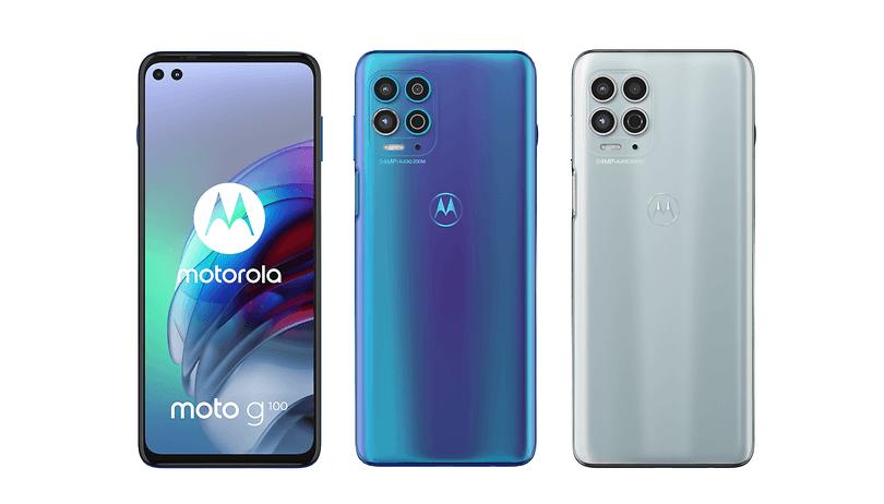 Motorola Moto G100 mit Snapdragon 870 und Desktop-Modus vorgestellt
