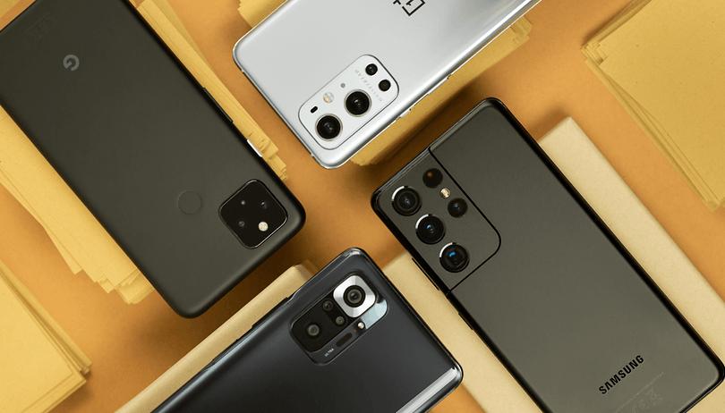 The best smartphone cameras in 2021