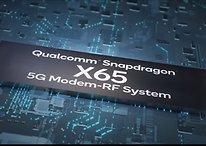 Qualcomm Snapdragon X65: Das erste 5G-Modem mit bis zu 10 GBit/s