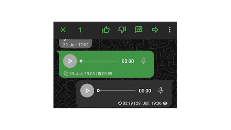 Threema chat