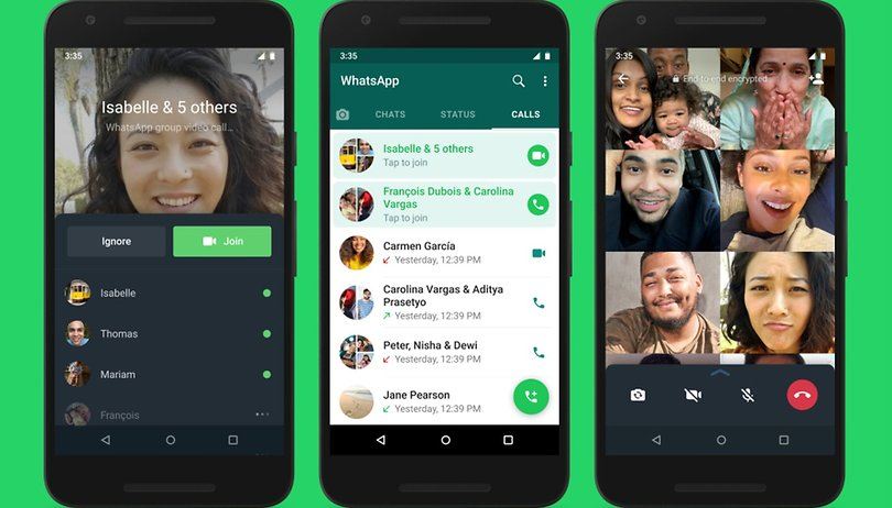 WhatsApp: Dieses Feature macht Gruppenanrufe noch besser