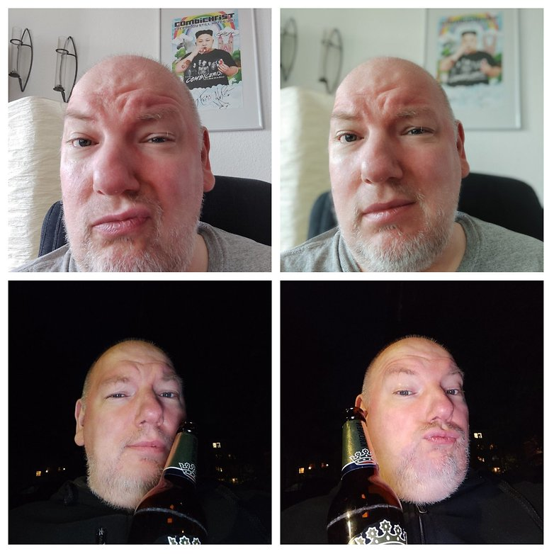 Xiaomi Redmi Note 10 Pro Selfies