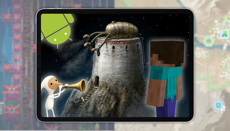 Tablet-Spiele: Die besten Games für Android und iOS