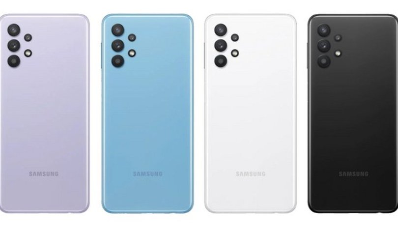 Samsung revela smartphone Galaxy A32 com 5G