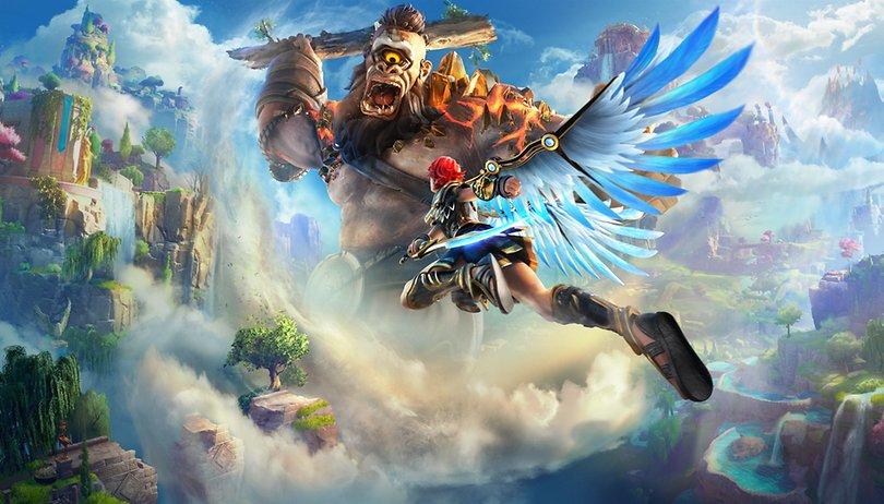 Primeira DLC de Immortals Fenyx Rising já está disponível