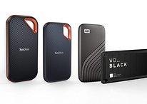 SanDisk e Western Digital apresentam SSDs portáteis de 4 TB