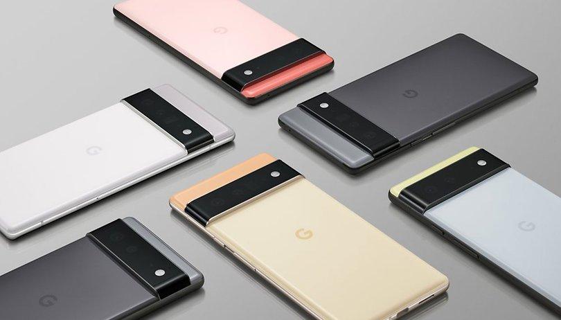 Pixel 6: Macht Google das Handy zum neuen Update-Star?