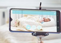 How to use your old phone as a baby monitor