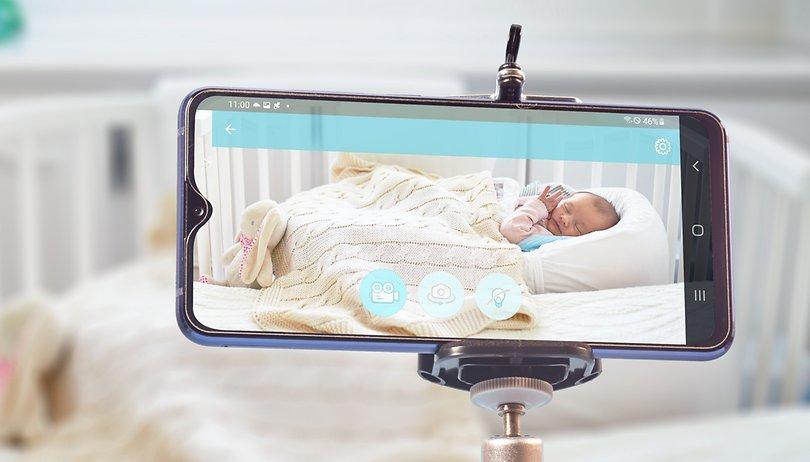 Comment transformer un vieux smartphone en babyphone