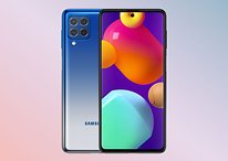 R$ 200 de desconto em Samsung Galaxy M62 com bateria monstro