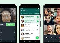 WhatsApp melhora chamadas em grupo para quem vive atrasado