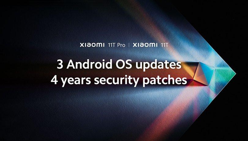 11T und 11T Pro: Xiaomi verspricht besonders langen Android-Support
