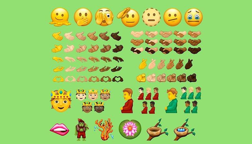 Unicode 14.0: Voici les nouveaux emojis attendus en 2021-2022