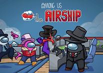 Atualização do Among Us traz novo mapa The Airship e chapéus gratuitos