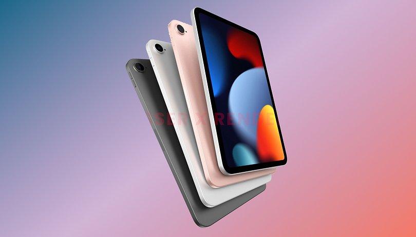 Apple iPad mini 6: Rendering zeigt dünne Kanten und USB-C-Anschluss