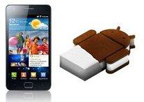 Ice Cream Sandwich für das Samsung Galaxy S2 doch schon im Dezember?