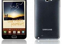 Samsung Galaxy Note kann in UK vorbestellt werden