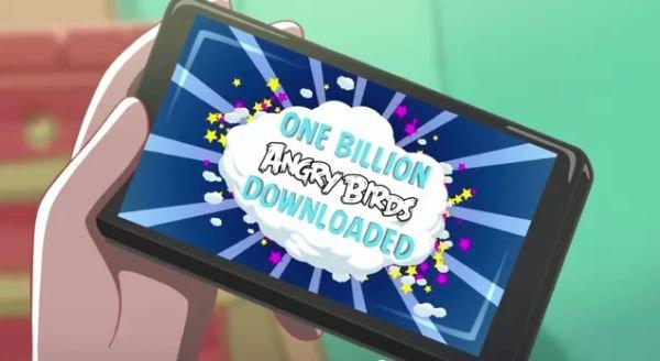 Angry Birds serie descargas
