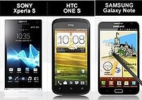 [Infografik] 7 Top-Android-Smartphones im Vergleich
