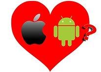 Apple et Android : Futurs meilleurs amis ?