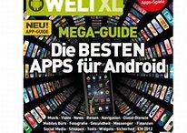 AndroidWelt XL am Kiosk: Mega-Guide - Die besten Apps für Android