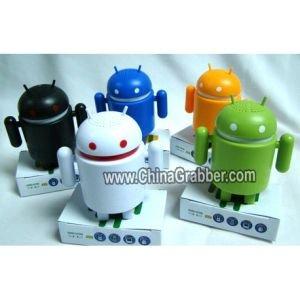 Google Android Robot USB Speaker