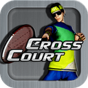 Cross-Court-Tennis