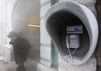 Kältetest extrem: Welche Handys/Smartphones halten am längsten durch?