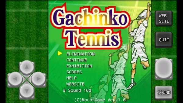 Gachinko-Tennis