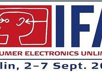 ¡AndroidPIT en directo en la IFA Berlín!