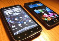 [Video] HTC Sensation und Samsung Galaxy S 2 im ausführlichen Test