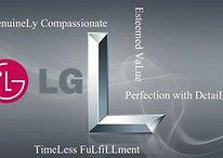 Um resumo do line-up da LG no Mobile World Congress