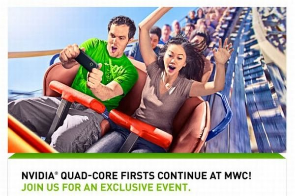 Nvidia Quad Core Smartphones at MWC