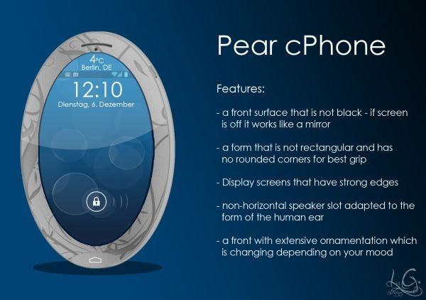 Pear cPhone