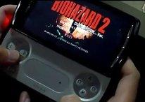 [Video] Playstation Spiele auf Sony Ericsson Playstation Phone