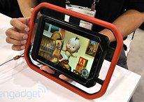 Tablet in die Wiege gelegt – Vinci Tablet von Rullingnet kann in den USA vorbestellt werden