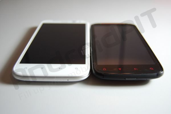 HTC Sensation XE and HTC Sensation XL