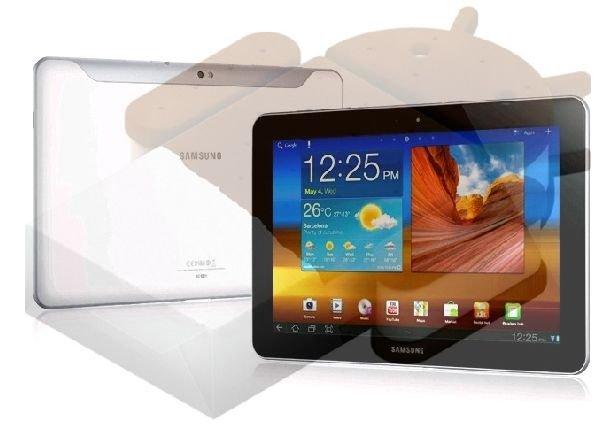 Samsung Galaxy Tabs ICS
