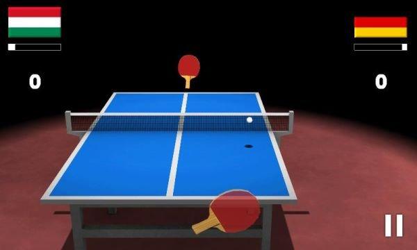 Virtual-Table-Tennis-3D
