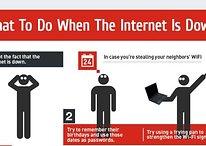 Que faire quand Internet ne marche pas ?