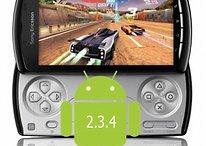 Actualización de Android 2.3.4 viene con sorpresas para el Sony Ericsson Xperia