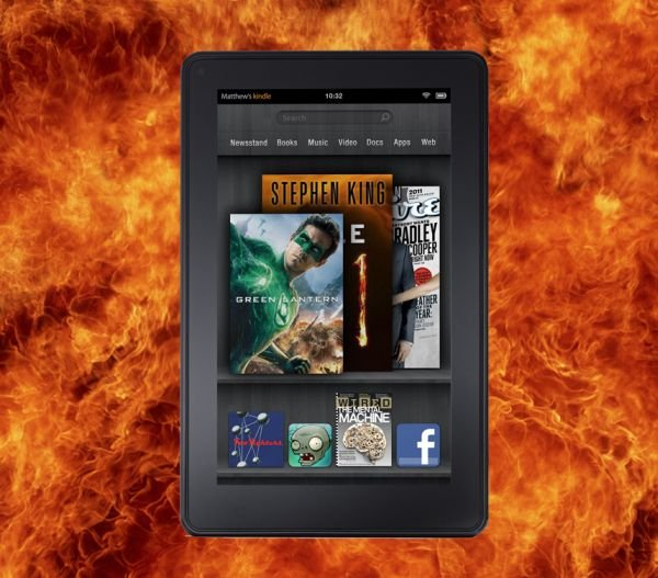 Amazon on Fire