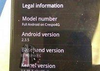Nexus S 4G bekommt Android 2.3.5 verpasst