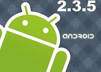 Se ha filtrado una actualización de Android 2.3.5 para el Samsung Galaxy S2