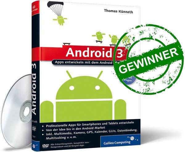 Android 3 Gewinner