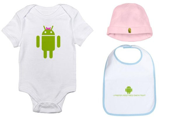 Android Baby stuff