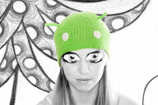 Android Mütze