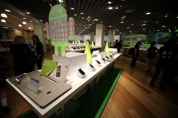 Androidland  tienda android